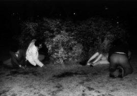 Kohei Yoshiyuki - The Park, 1971-73, via presentationhousegallery org