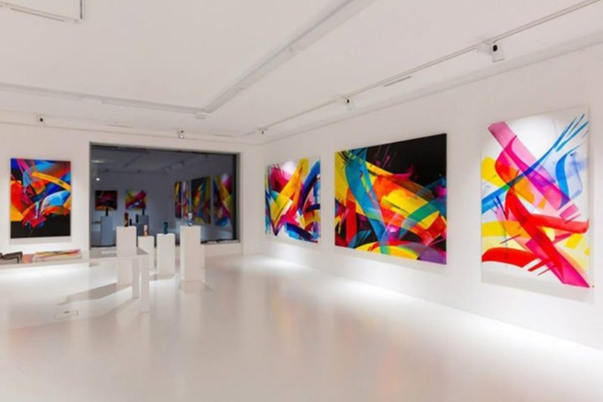 These Art Galleries Marked the Month of March