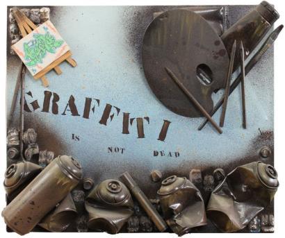 Komo-Graffiti is Not Dead-