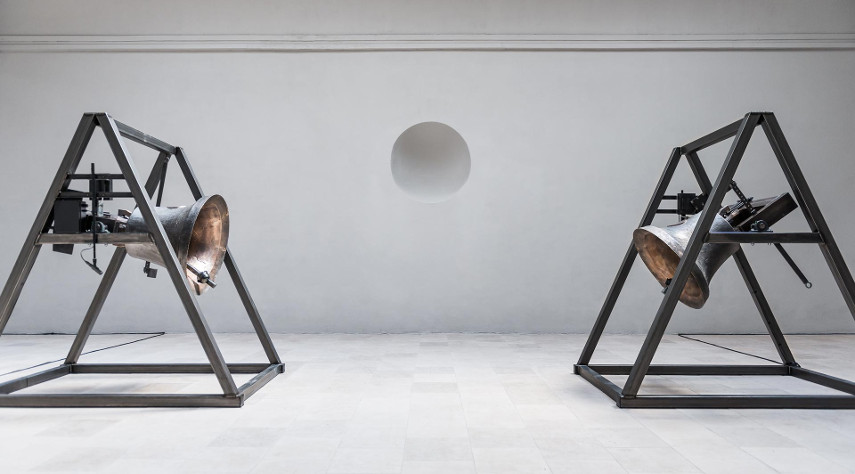 Since 2009, the sound exhibition is on view in Biennale gallery