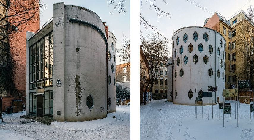 The Communist Union has a policy that every city must have the post-concrete style