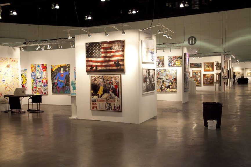 the la art show 2015 widewalls