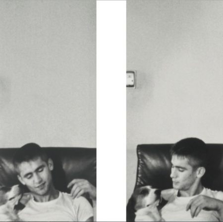 Larry Clark-Tulsa David Roper and Benny (Diptych)-1963