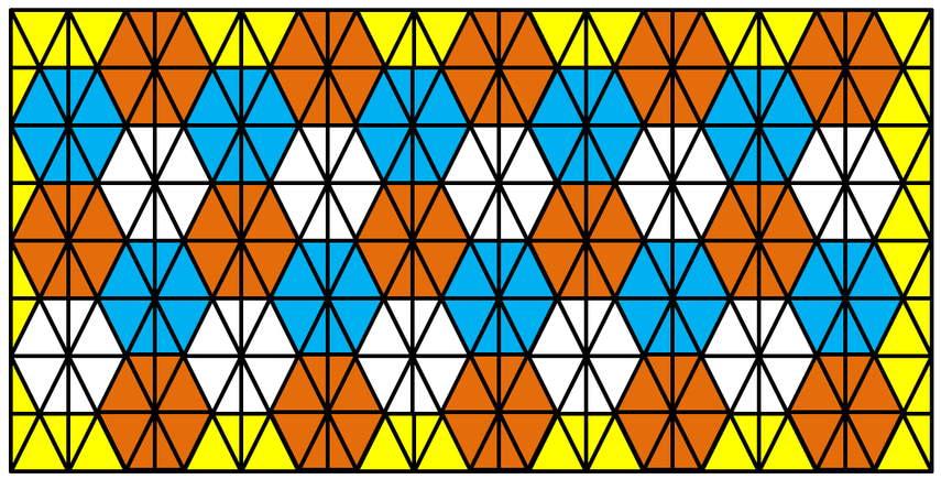 how to draw a regular pentagon easy