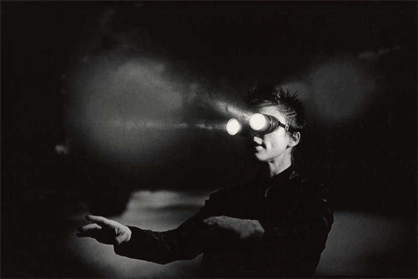 Laurie Anderson - The Artist at BAM - Image via pinterestcom