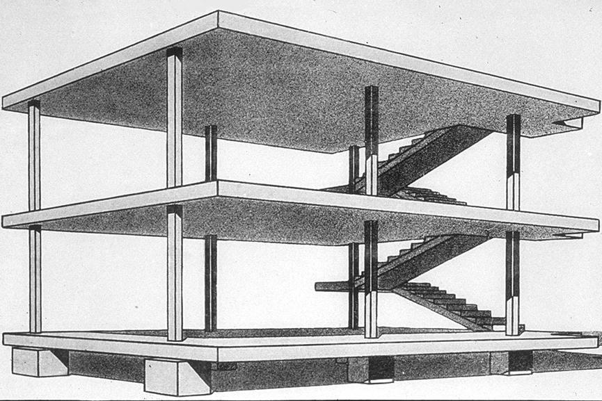 Le corbusier toward an architecture widewalls