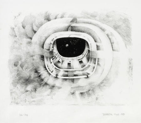 Lee Bontecou-Ninth Stone-1968
