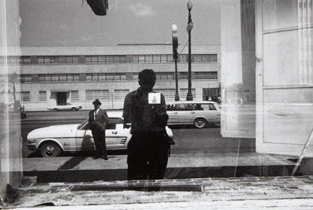 Lee Friedlander-New Orleans, Louisiana-1968