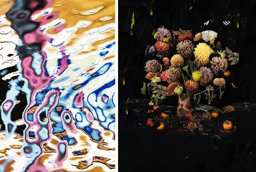 Amsterdam, 2015, Flowers for Gundula, 2017