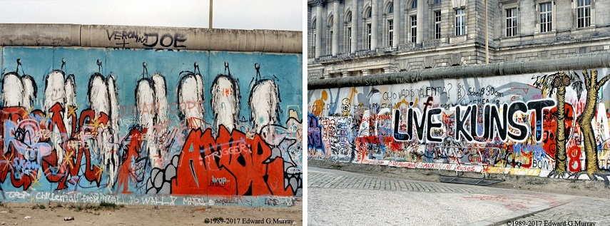 Left Angel Wings Right Live Kunst Live Art, in berlin, germany