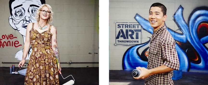 Street Art Throwdown