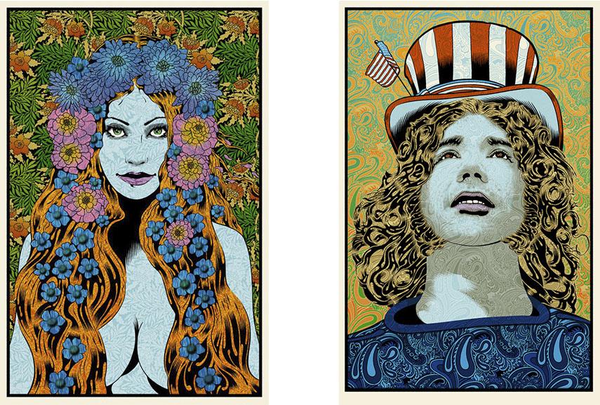 chuck sperry will release a monograph featuring his poster works from 2011 and 2014 at his nyc exhibition 2014