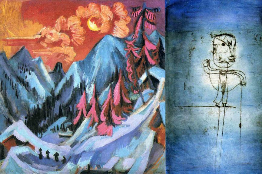 Ernst Ludwig Kirchner Paul Klee