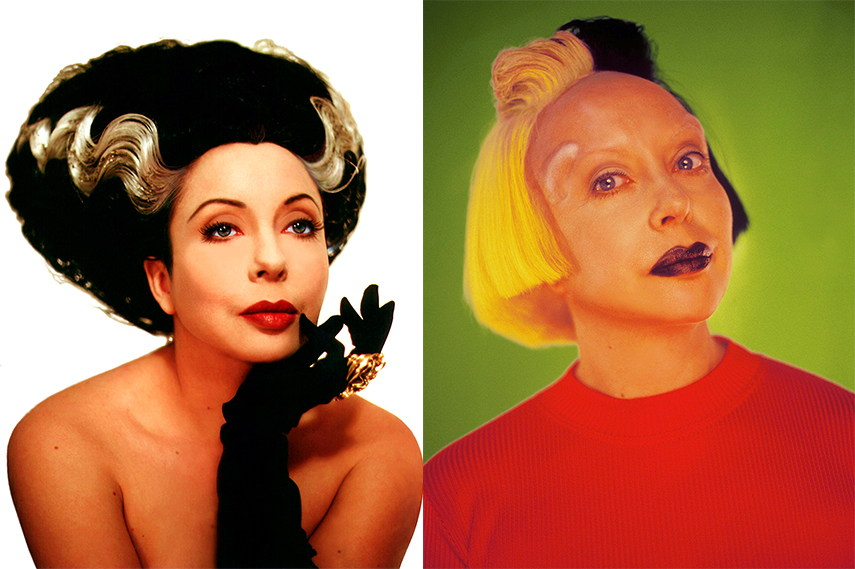 Performance Artist Orlan Moves The Lawsuit Case Against Lady Gaga To New York Widewalls
