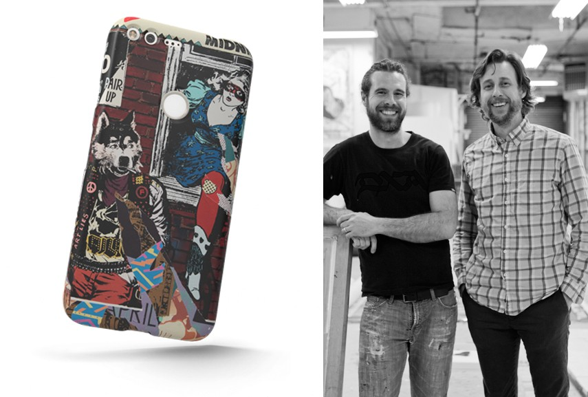 Their 2013 Les Ballets de FAILE video project introduced them to New York City Ballet in 2013
