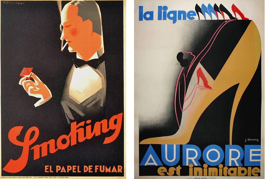 Famous Art Deco Poster Artists | www.imgkid.com - The ...