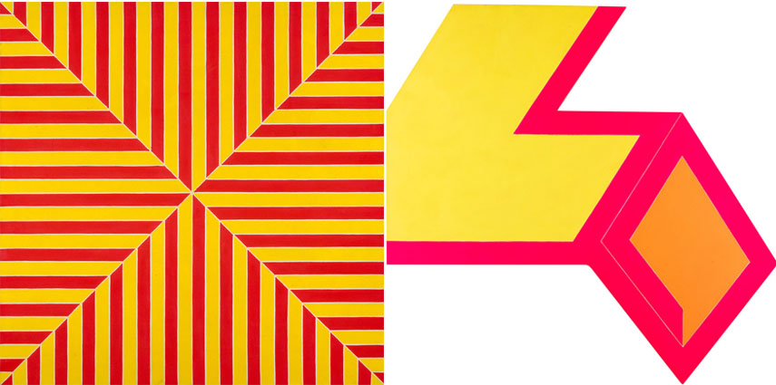 whitney museum frank stella work american works painting paintings collection work