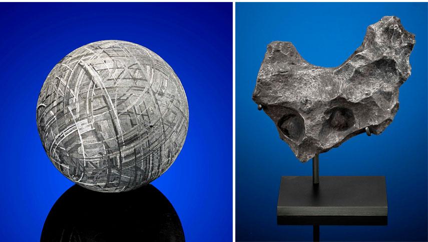 rare meteorites art sale site museum