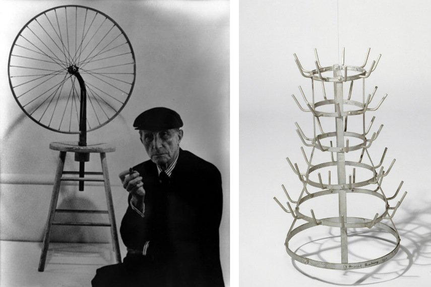 Society of independent artists in paris marked duchamp's fountain urinal r mutt not original