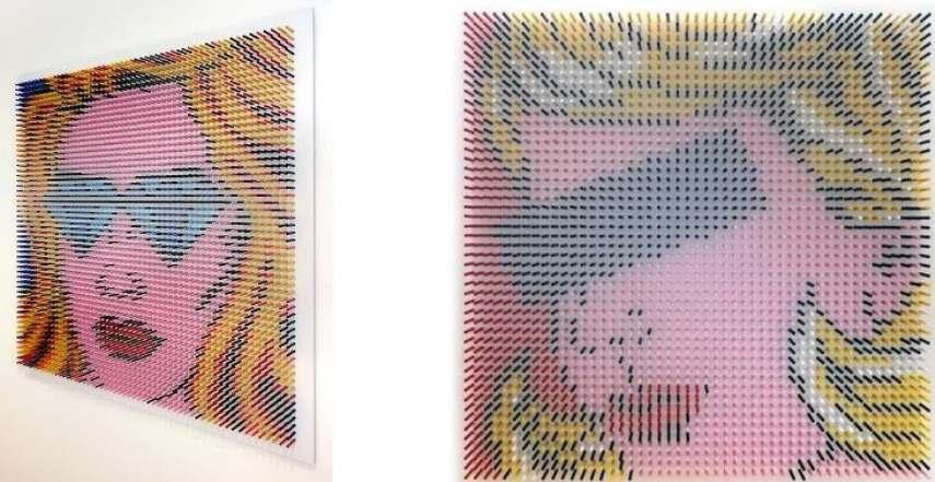 Matt Bilfield at Krause Gallery