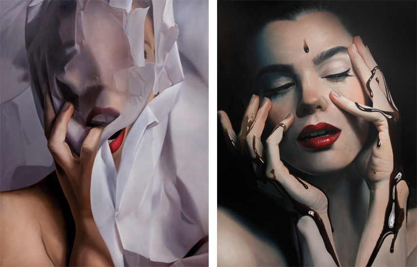 Mike Dargas Art Signifies Stunning Photorealistic Portraits ...