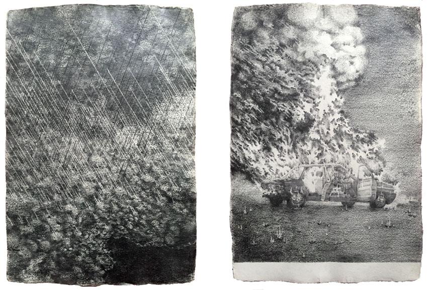 Paul du Bois-Reymond exhibition amsterdam unruly 2013 berlin july