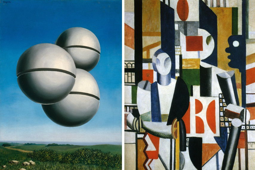 News about film featuring Rene Magritte's painting - Voice of Space