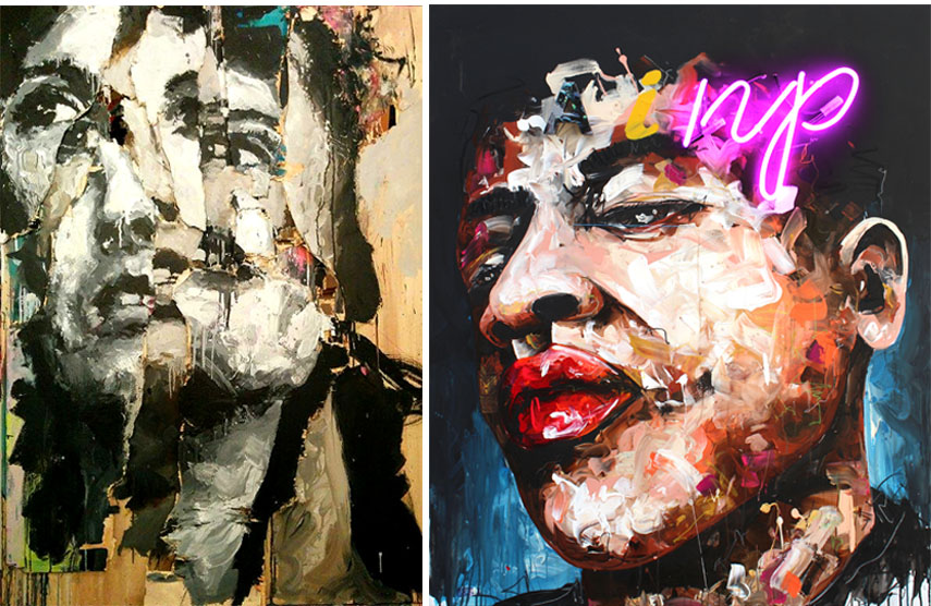 Our blog will help you build an art collection, so log in at WideWalls home page