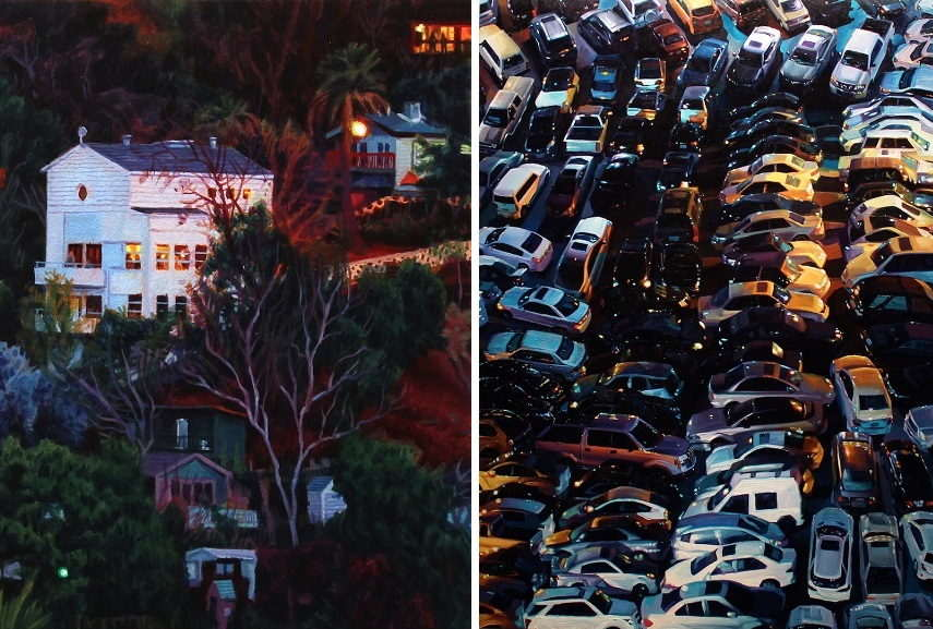 Left Seth Armstrong - House Party Right Seth Armstrong - Cars