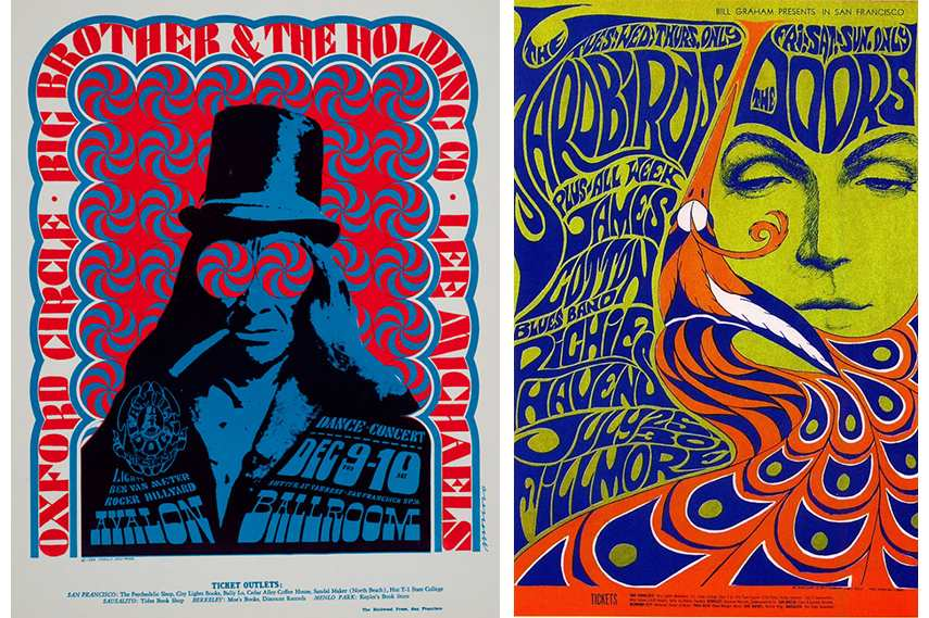 Psychedelic Art paintings , design, view, use, post, painting, graphic page 1960s inspired posters lsd