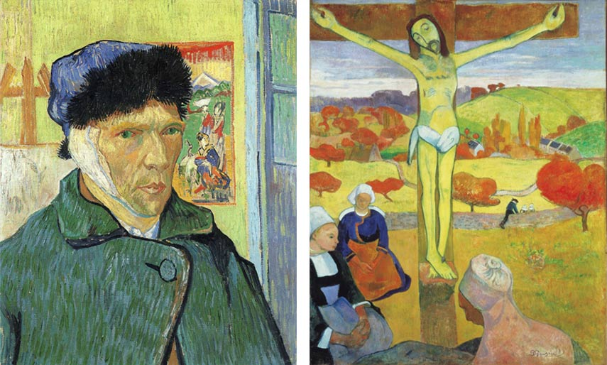vincent van gogh post impressionist essay Although post-impressionism was influenced post-impressionists continued to paint self portrait with bandaged ear by vincent van gogh (subject matter essay.