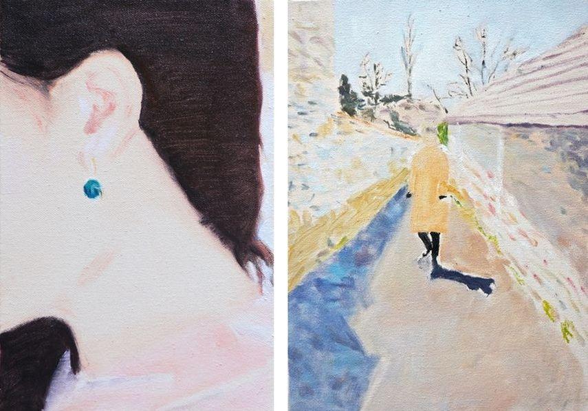 kumamoto born artist was taking ensba arts program in 2012 2013 2014 and 2015
