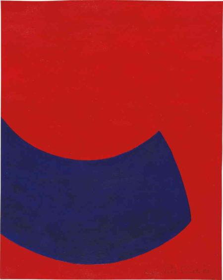 Leon Polk Smith-Untitled-1955