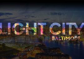 Light Festival Baltimore baltimore 2016 innovation music arts harbor march visit office international