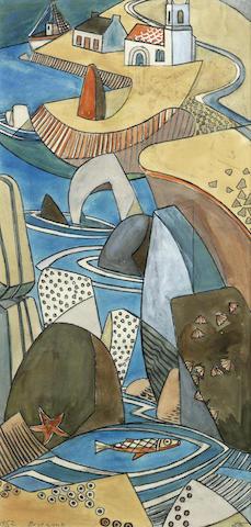 Lill Tschudi-Bretagne-1952