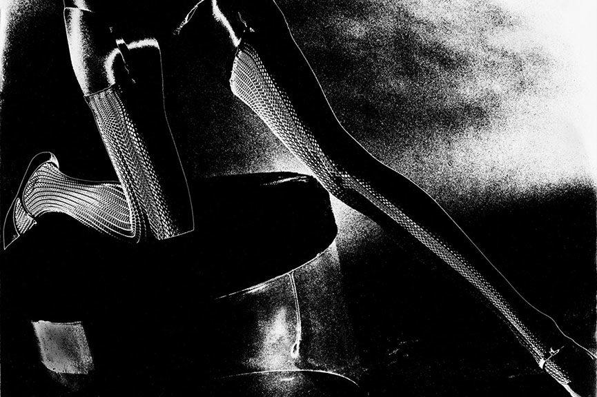 lillian bassman erotic art