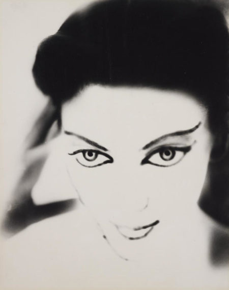 Lillian Bassman-Harper's Bazaar, Barbara Mullen-1947
