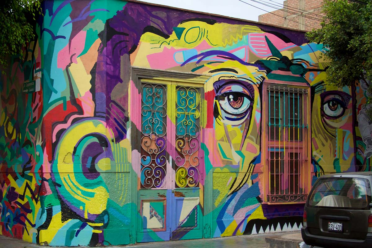 culture street art, south america, cities
