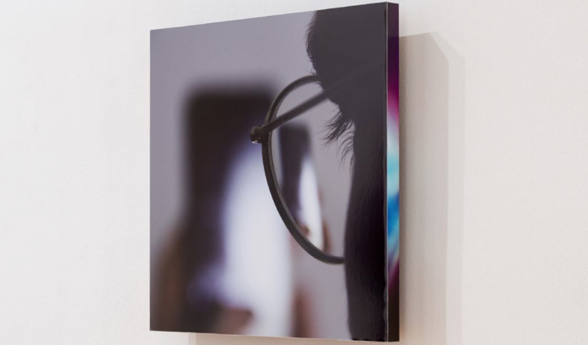 Lindsay Lawson - 7156, 2013 - installation view