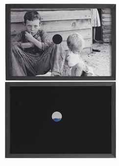 Lisa Oppenheim-Killed Negative: After Walker Evans (Boys)-2007