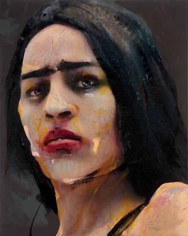 Lita Cabellut-Frida 50-