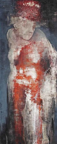 Lita Cabellut-Moulin rouge-2003