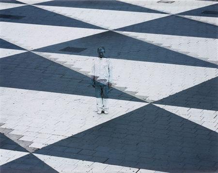 Liu Bolin-No.1 Square-2011