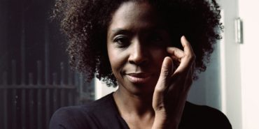 Lorna Simpson portrait