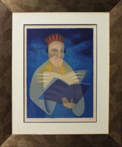 Louis Toffoli-Le Rabbin-