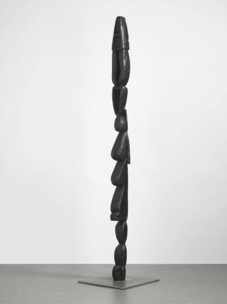 Louise Bourgeois-Breasted Woman-1950