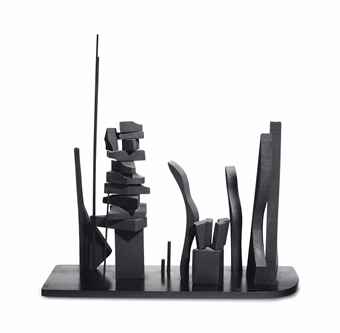 Louise Nevelson-Untitled-1953