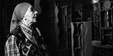 Louise Nevelson, photo Pedro E. Guerrero