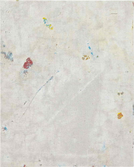 Lucas Ajemian-Laundered Painting (20 x 16) III-2014