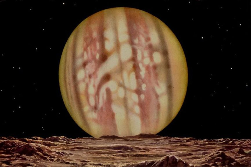 Space Astonomical art